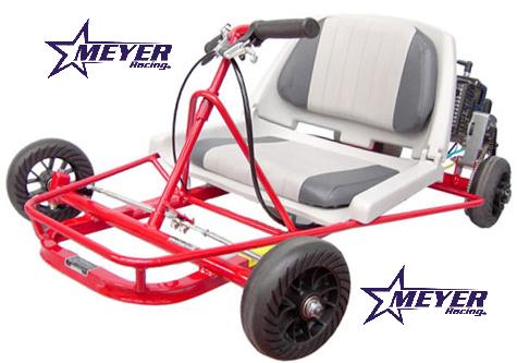 Super Go-Quad 46 Goped Go Kart